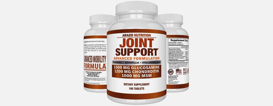 Arazo Nutrition Joint Support Advanced Formula