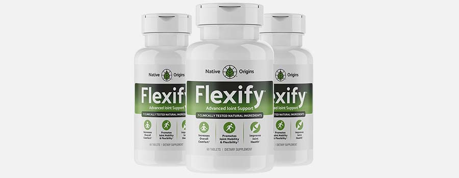 BRL Sports Nutrition Flexify Joint Supplement