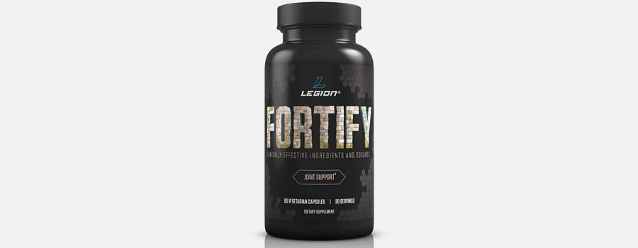 Fortify by Legion Athletics