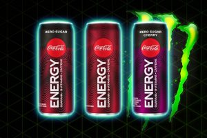 Coke-Energy drink launch
