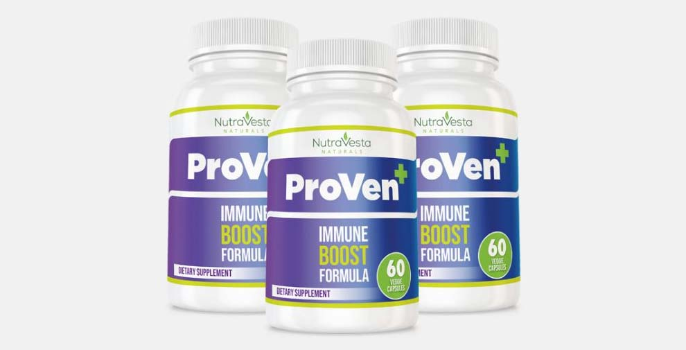 NutraVesta ProVen⁺: Fat Burning Weight Loss Plus Immune Support