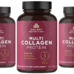 Ancient Nutrition Fermented Collagen Capsules