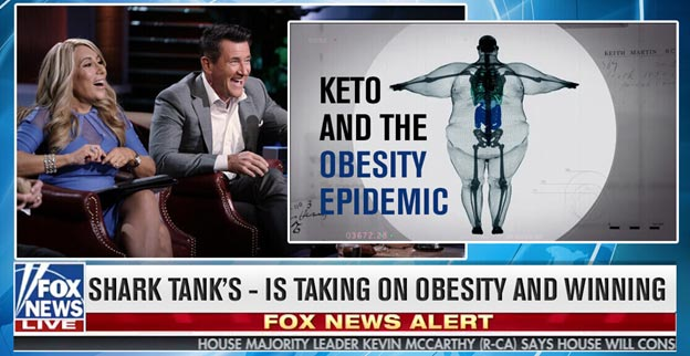 Shark Tank Keto Weight Loss