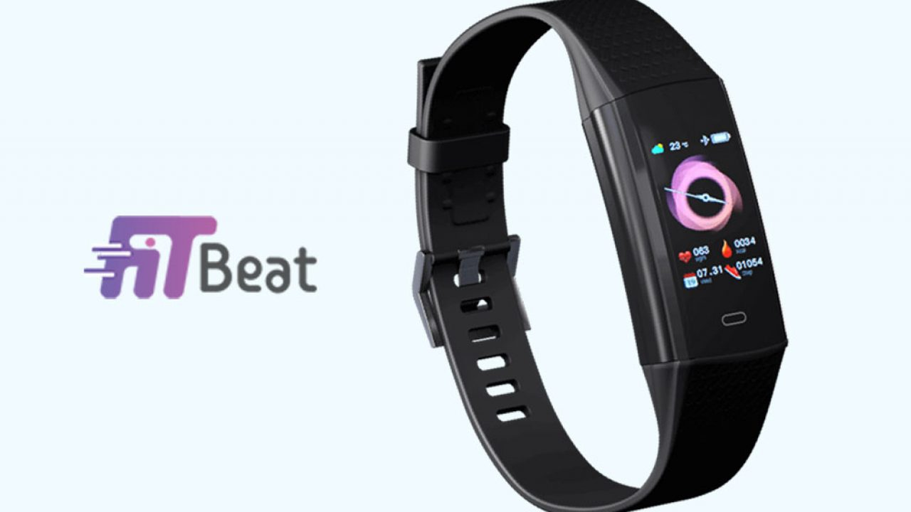 FitBeat Debuts New FitBeat Smart Watch Fitness Tracker Band