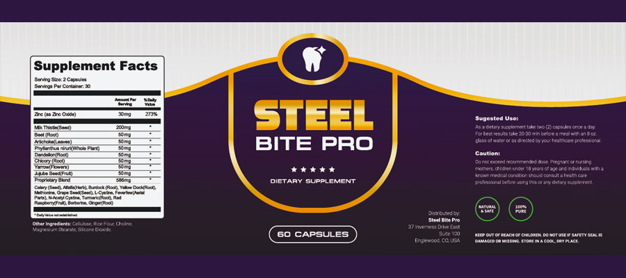 How Does Steel Bite Pro Work?
